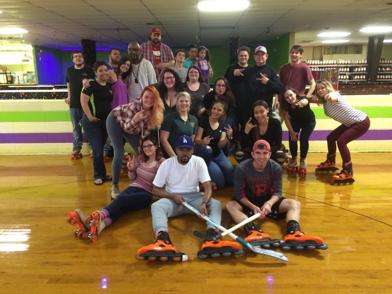Roller skating rink laurel md - Fun For Everyone Welcome To Dover Skating Center